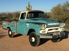 Learn more about 1959 GMC ton NAPCO on Bring a Trailer, the home of the best vintage and classic cars online. 72 Chevy Truck, Chevy 4x4, Classic Chevy Trucks, Chevrolet Trucks, Classic Cars, Gmc 4x4, Old Pickup Trucks, Gm Trucks, Cool Trucks