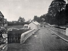 Butterfield Lane, now Butterfield Avenue, Rathfarnham as it was in Dublin Street, Dublin City, Old Pictures, Old Photos, Vintage Photos, Photo Engraving, Dublin Ireland, Old And New, Places To Visit