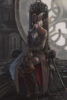 Image result for lady maria bloodborne