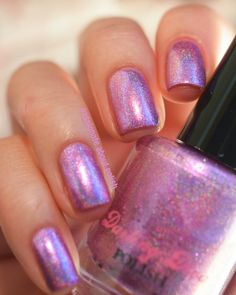 Darling Diva Polish - I hate pink!