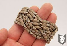 Learn this and make it with thick cotton cord or rope... Knot of the Week: Turk's Head