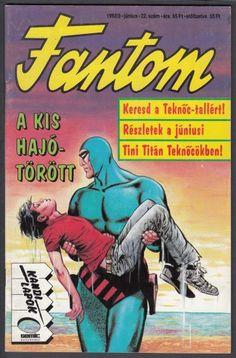 The phantom fantom hungarian 1992 #22