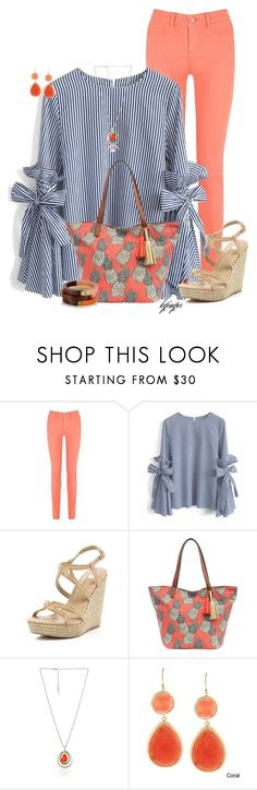 """Spring Fashion"" by kginger ❤ liked on Polyvore featuring Oasis, Chicwish, River Island, Lucky Brand, Kenneth Cole and KC Signatures"