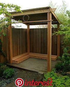 Custom Garden Patio Shelter Design Fences Gates Arbors