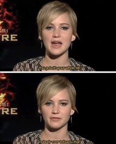 Lol haha funny pics / pictures / Jennifer Lawrence / zits