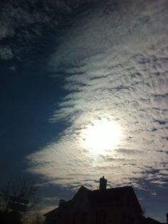 I love this sky pic