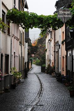 Historic Boppard, Germany #joingermantradition #inspiredby #germany25reunified