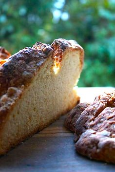 Irish Soda Bread - Great-Grandmother's Handed Down Recipe