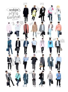 Bts Airport, Airport Style, Airport Fashion, Bts Clothing, Bts Inspired Outfits, Worldwide Handsome, Kpop Outfits, Bts Boys, Seokjin