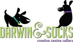 Darwin & Socks logo by the Brush and Mallett