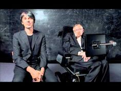 Stephen Hawking and Brian Cox discuss mind over matter