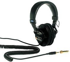 Sony MDR7506 Professional Large Diaphragm Headphone Sony https://smile.amazon.com/dp/B000AJIF4E/ref=cm_sw_r_pi_dp_x_E-Gmyb1RARSFJ