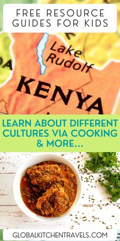 FREE Cultural Learning Guide for Kenya (and 5 other countries). These are great if you are a homeschooling parent or interested in providing your kids with additional multi cultural educational resources. The Guides include information for your kids to learn geography, history, language and cultural information for countries around the world. Recipes included so the whole family can truly experience another culture. African Cultural Learning #homeschooling #studyguides #culturallearning