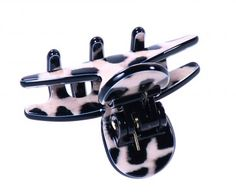Fantastic for medium to thick hair. Just throw it up and clip it in. #hair #hair clips #clips