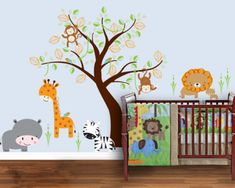 I like the Jungle Safari theme