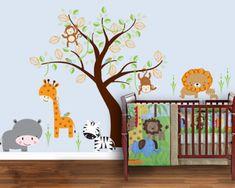 lambs & ivy peek a boo jungle lamp - fun giraffe lamp for the