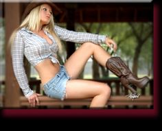 Perfect Country girl