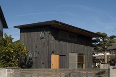 しまね木造塾 | 焼杉の家
