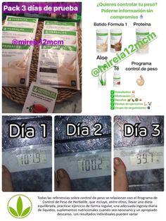 Pack 3 días, pérdida de peso, pídeme información sin compromiso:  📩 correo: mireia12mcm@gmail.com 📱instagram: @mireia12mcm