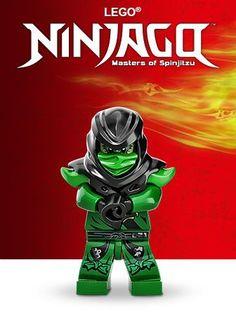 Resultado de imagen de morro ninjago verde malvado