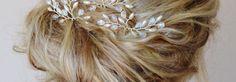 Idée coiffure avec peigne cheveux Bobby Pins, Hair Accessories, Beauty, Top Knot, Headdress, Hairstyle Ideas, Hairpin, Hair Accessory, Hair Pins
