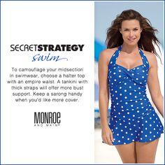 Secret Strategy #36: Thick Straps