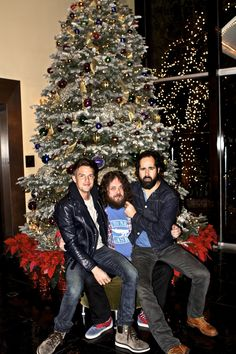 Merry Christmas from The Killers!