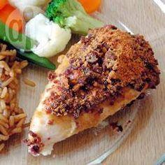 Frango rápido com molho teriyaki e mostarda @ allrecipes.com.br