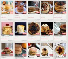 On choisit une recette de pancakes aujourd'hui, pour se faire plaisir demain matin! http://www.cuisicook.com/recherche?query=pancakes