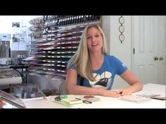 This is a video tutorial teaching the stampin technique of triple step stamping. It also features the Blooming with Kindness stamp set. This technique is demonstrated by stampin up demonstrator Brandy Cox.  For more information visit http://brandyscards.com
