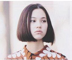 straight kiko bob hair