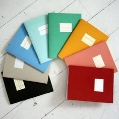 Paperways mini notebooks at Fox and Star