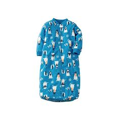 Carters Baby Boys Snowman MicroFleece Sleep Bag * Be sure to check out this awesome product. (This is an affiliate link) #BabyBoyFootiesandRompers