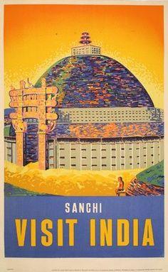 Sanchi • Visit India ~ Anonym