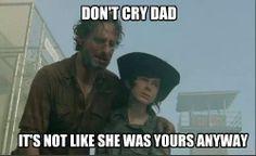 The Walking Dead Humor lol!!!!