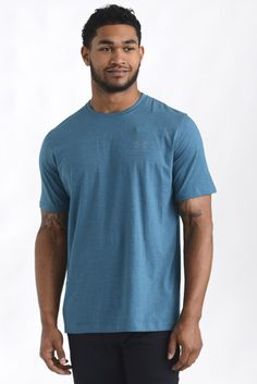 Under Armour Charged Cotton Tee | South Moon Under