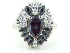Alexandrite Engagement Rings | Abby Sparks Jewelry