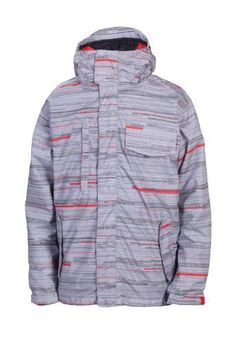 686 Smarty Static Mens Insulated Snowboard Jacket 2013
