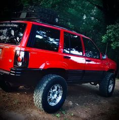 Jeep Zj, Jeep Grand Cherokee Zj, 4x4, Jeeps