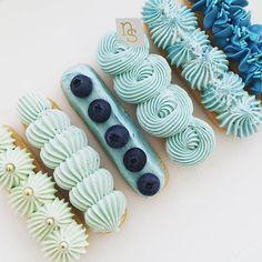 nectar and stone Profiteroles, Eclairs, Cupcakes, Pastry Recipes, Dessert Recipes, Choux Cream, Nectar And Stone, Eclair Recipe, Choux Pastry