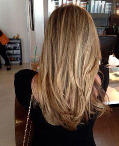 Long Layered Blonde Hair Styles 2016