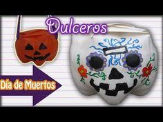 Dulceros Ecológicos para Halloween y DÍA DE MUERTOS!
