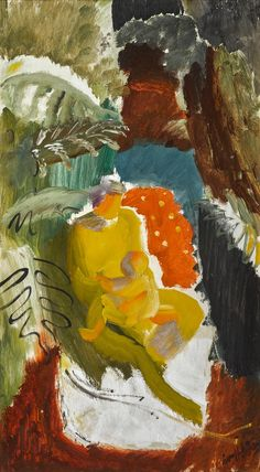 A recent discovery submitted via the online valuation request platform was a vibrant oil painting by the English artist Ivon Hitchens, which features as a highlight of the Modern & Post-War British Art Day Sale on 13 June. Georges Braque, Biblical Art, English Artists, My Art Studio, Royal College Of Art, Figure Painting, Portrait Art, Figurative Art, Art Studios