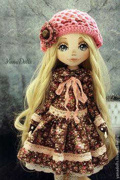 Коллекционные куклы ручной работы. Ярмарка Мастеров - ручная работа Энджи. Handmade.