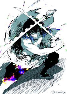 Twitter Manga Anime, Anime Demon, Anime Guys, Anime Art, Me Me Me Anime, Cartoon Shows, Anime Shows, Super Anime, Samurai