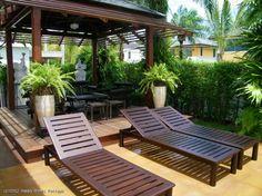 Paistaa se aurinko Thaimaassakin! #thaimaa #unelmatalot