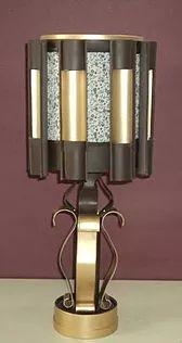 Luminárias decorativas - Dourada