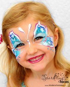 Die 29 Besten Bilder Von Kinderschminken Einfach Artistic Make Up