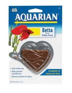 Betta Pellet Food 2.5g