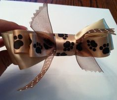 A personal favorite from my Etsy shop https://www.etsy.com/listing/243613872/have-you-seen-my-puppy-headband